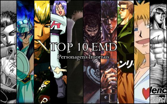 top 10 imortais 1
