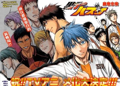 Kuroko no Basket - capítulo 135 (01-02)