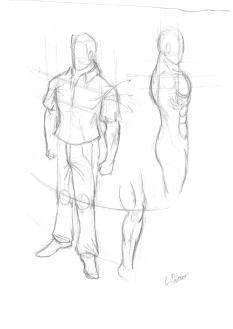 Clockwork - Character design 003