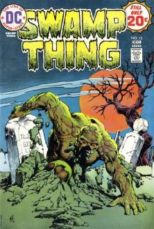 Swamp Thing 13