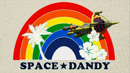 space dandy inicial