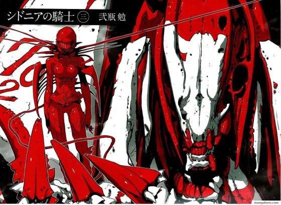 Sidonia no Kishi anime