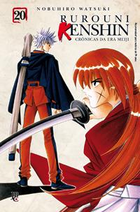 Kenshin 20 Capa.indd