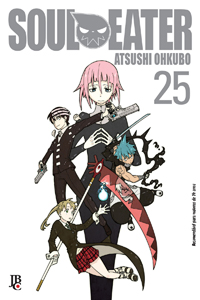 SoulEater 25 Capa.indd