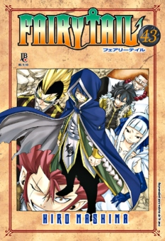 FairyTail 43 Capa.indd