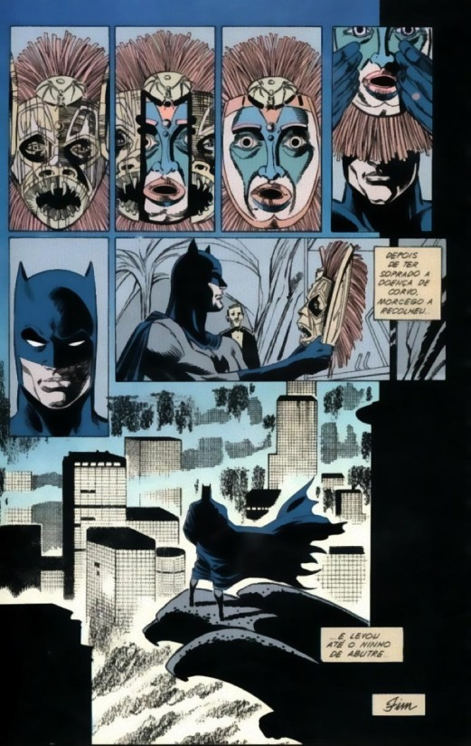 Legends Of The Dark Knight 26