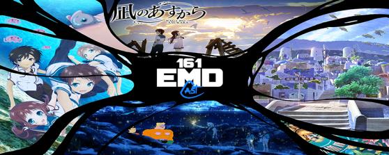EMD Cast #161 - Nagi no Asukara (vitrine)