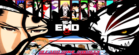 EMD Cast #164 - Bleach (capa)