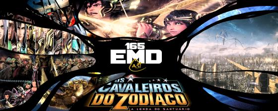 EMD Cast #165 - Cavaleiros do Zodiaco - A Lenda do Santuario (filme)