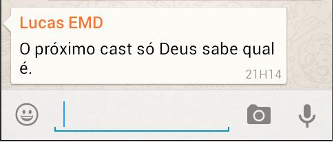 so deus sabe