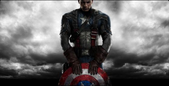 melhor heroi - capitao america
