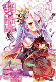 no game no life manga