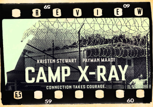 Review Filme - Camp x Ray (Capa)