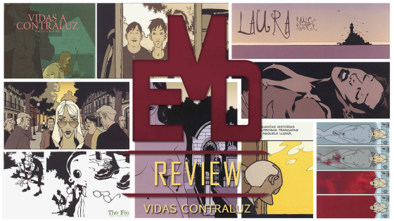 Review - Vidas Contraluz (capa)