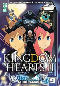 kingdon hearts II