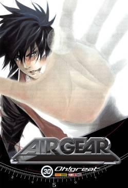 AIRGEAR#30_capa