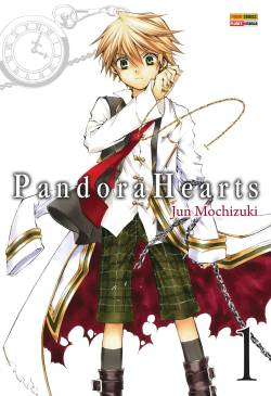 PandoraHearts#1_covers